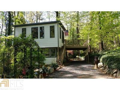 Fulton County Single Family Home For Sale: 362 Old Ivy Rd