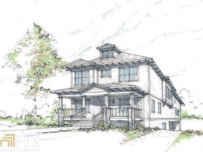 Atlanta Single Family Home New: 2140 Delano Dr
