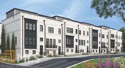 Condo/Townhouse New: 1822 Huntington Hills #17