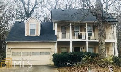 Lawrenceville Single Family Home New: 1940 Stone Forest Dr