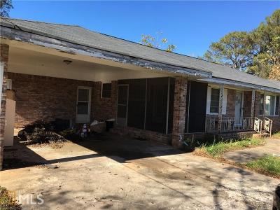 Atlanta Single Family Home New: 5595 Buffington Rd