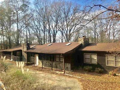 Elbert County, Franklin County, Hart County Single Family Home For Sale: 25 Brookdale Dr