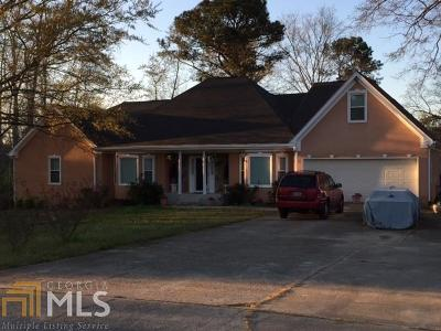 Clayton County Single Family Home For Sale: 3302 Anvil Block Rd