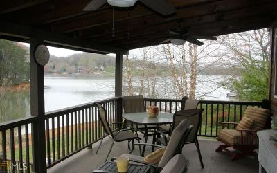 Hiawassee Single Family Home For Sale: 1693 Chatuge Shores Rd