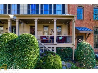 Woodstock Condo/Townhouse For Sale: 703 Hammond Dr