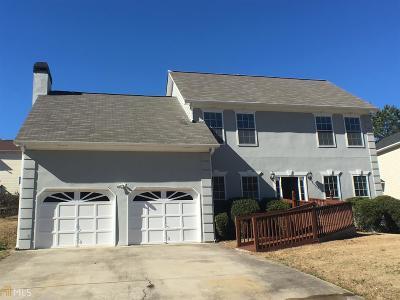Atlanta Single Family Home New: 5160 Cascade Hills Cir