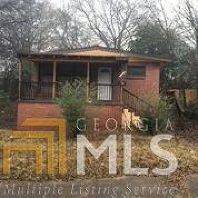 Atlanta Single Family Home New: 920 Ira Street