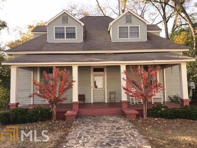 Hamilton GA Single Family Home For Sale: $203,000