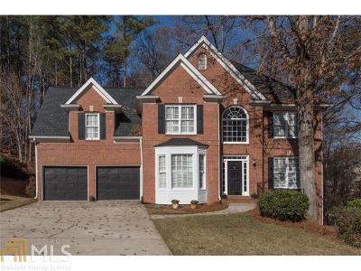 Woodstock Single Family Home New: 8035 Ridge Valley