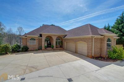 Gainesville Single Family Home For Sale: 4245 Tall Hickory Trl