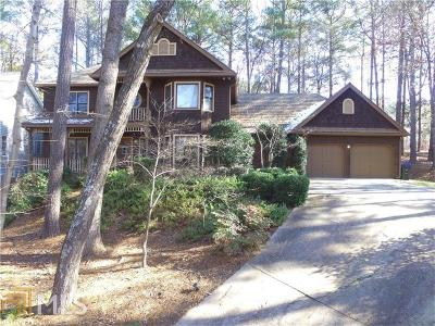 Roswell Single Family Home For Sale: 10345 Amberside Ct
