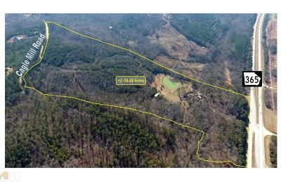 Hall County Farm For Sale: 4745 Cagle Mill Rd
