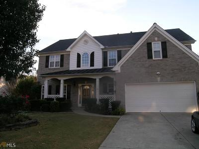 Lilburn Single Family Home Contingent With Kickout: 4576 Creek Forest Trl
