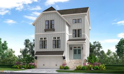 Virginia Highland Single Family Home Under Contract: 680 Drewry St #4