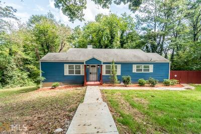 Atlanta Single Family Home Back On Market: 3081 Mount Gilead Rd