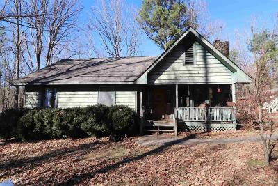 Sautee Nacoochee Single Family Home For Sale: 245 Branch Rd
