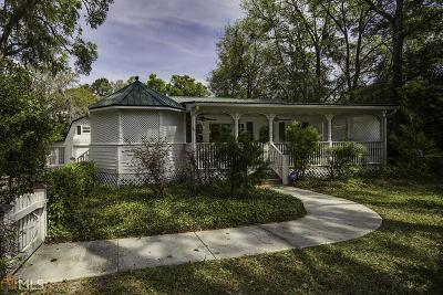 St. Marys Single Family Home For Sale: 204 W Weed St