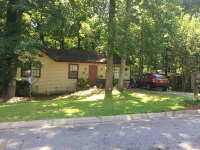 Lilburn Single Family Home For Sale: 5350 Nathan Dr