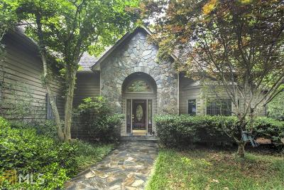 Waleska Single Family Home For Sale: 160 Ammons Rd