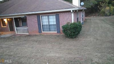 Clayton County Condo/Townhouse Under Contract: 1103 Summer Brook Rd