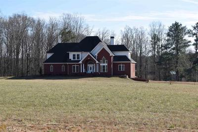 Williamson Single Family Home For Sale: 1810 Bethany Church Rd