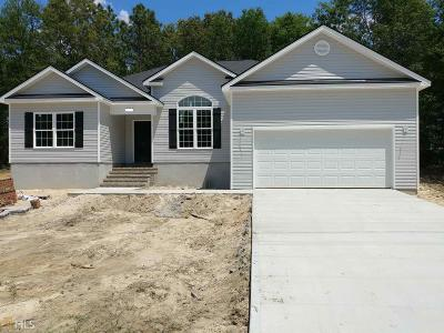 Statesboro Single Family Home For Sale: Stillwater Dr #64