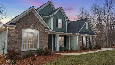 Clarkesville Single Family Home Under Contract: 292 Abbington Way