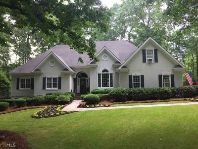 Williamson Single Family Home For Sale: 128 Canaan Ct