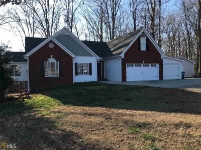 Loganville Single Family Home For Sale: 2957 Berry Rd
