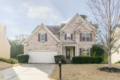 Suwanee Single Family Home For Sale: 195 Hammersmith Dr
