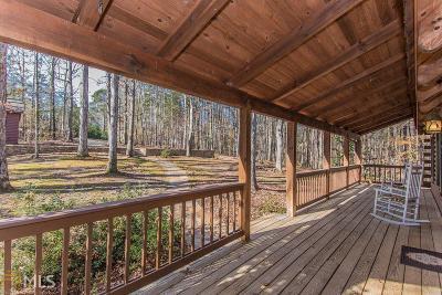Greensboro, Eatonton Single Family Home For Sale: 168 Ellman Dr