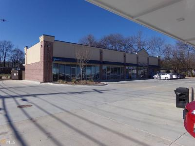 Marietta Commercial Lease For Lease: 1250 Atlanta Rd