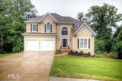 Roswell Single Family Home For Sale: 280 Vickery Way