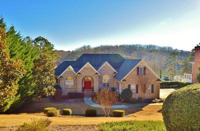 Gainesville Single Family Home For Sale: 4249 Tall Hickory Trl