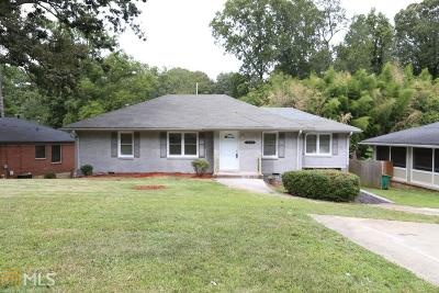 Decatur Single Family Home For Sale: 1968 Longdale Dr