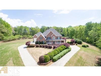 Cumming Single Family Home For Sale: 7160 Bennett Rd