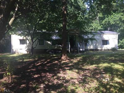 Sharpsburg Single Family Home For Sale: 34 Peachtree Lake