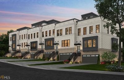 Smyrna Condo/Townhouse Under Contract: 2200 Croston Ln