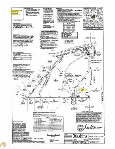 Roswell Residential Lots & Land For Sale: 4792 Post Oak Tritt Rd