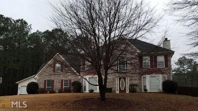 Stockbridge Single Family Home For Sale: 482 Whitewater Trl