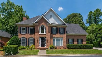 Dunwoody Single Family Home For Sale: 1720 Manhasset Pl
