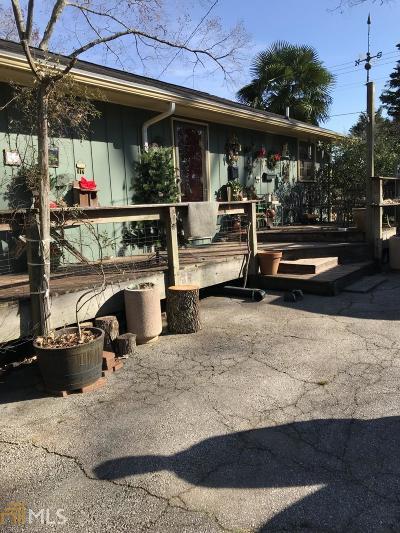 Lithia Springs Single Family Home For Sale: 2681 Mount Vernon Rd