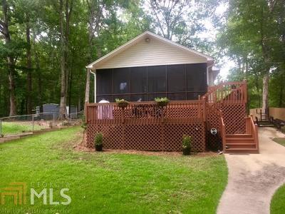 Greensboro, Eatonton Single Family Home For Sale: 190 Riverview Rd