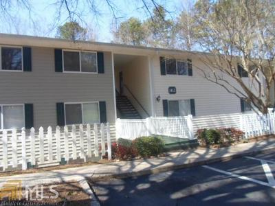 Atlanta Condo/Townhouse Back On Market: 1412 Foxhall Ln #Unit 8