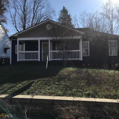 College Park Single Family Home For Sale: 1422 Mercer Ave