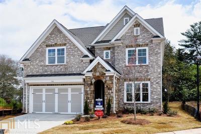 Alpharetta Single Family Home For Sale: 745 Harris Walk Ln