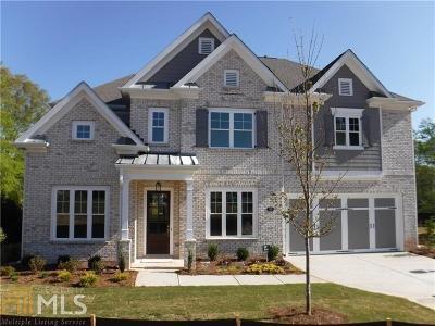 Alpharetta Single Family Home For Sale: 760 Harris Walk Ln