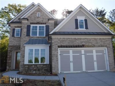 Alpharetta Single Family Home For Sale: 725 Harris Walk Ln