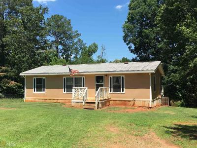 Greensboro, Eatonton Single Family Home For Sale: 137 Sunset Dr