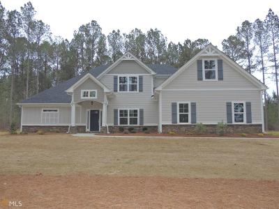 Coweta County Single Family Home For Sale: 1031 Al Roberts Rd #Lot 5